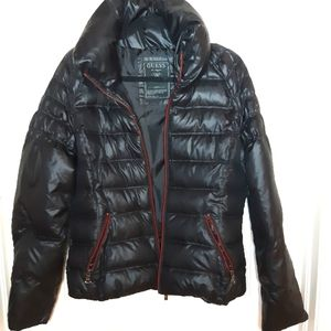 Guess Down Filled Jacket Large